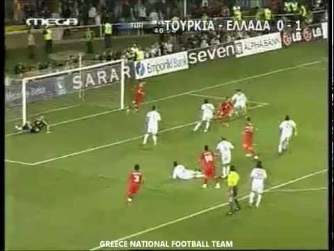 Turkey - Greece 0-1 (17.10.2007)