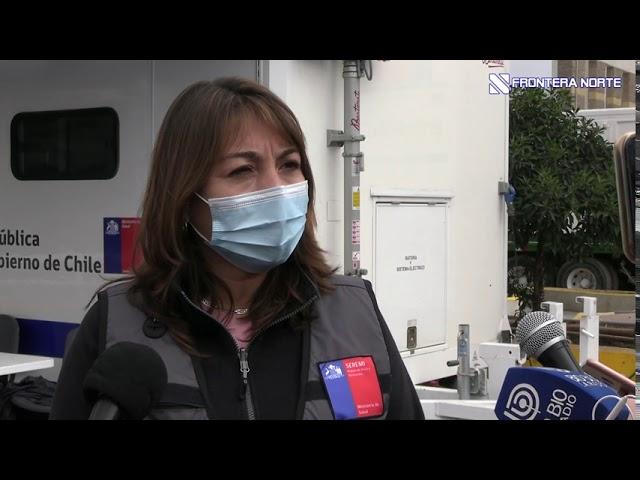 Difusión Prevención COVID-19 en la región - Residencias Sanitarias