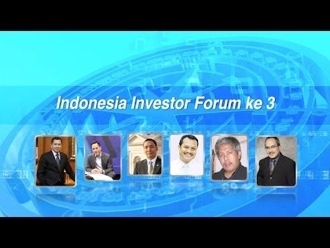 INDINESIA INVESTOR FORUM 3
