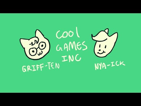 Did You See The big butt? (Cool Games Inc animated)