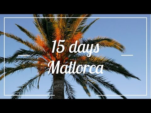 MALLORCA - Palma, Essen + Meer - travel diary #3
