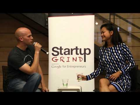 Mary Grove (Google for Entrepreneurs) at Startup Grind San Francisco