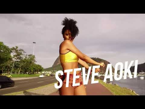 AZUKITA – Daddy Yankee, ELVIS CRESPO, PLAY-N-SKILLZ, STEVE AOKI -(OFFICIAL VIDEO)