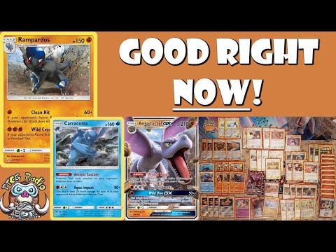 Fossil Pokemon Are FINALLY Good! (& Good Right Now!)
