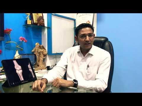 Knee Pain ( Osteoarthritis ) & Back Pain ( Sciatica) Explanations - Dr.Dipen Patel