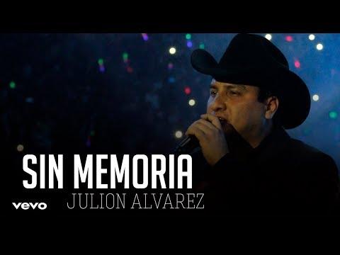 """Sin Memoria - Julion Alvarez ( LETRA ) 2019 ESTRENO """" NUEVO DISCO """""""