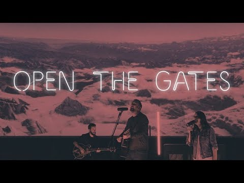 Vertical Worship - Open The Gates (Live at the Planetarium)