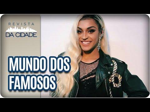Pabllo Vittar, Anitta E Larissa Manoela - Revista Da Cidade (10/08/2017)