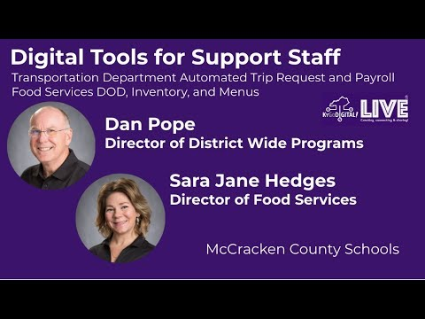 Google Classroom And Google Forms For Transportation and Food Services Departments