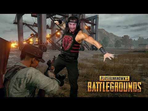 PlayerUnknowns Battlegrounds w/ Chrises-Face  Solos,Duos,Squads Community Games