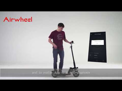 Xe điện Scooter Airwheel Z5