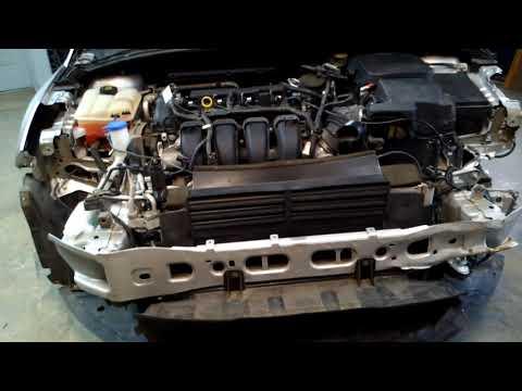 Ford Focus wreck repair DIY part 2