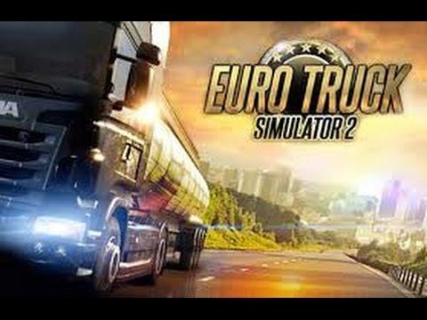 Euro Truck Simulator 2 Multiplayer Tc Team Nürnberg-Amsterdam Etkinlik