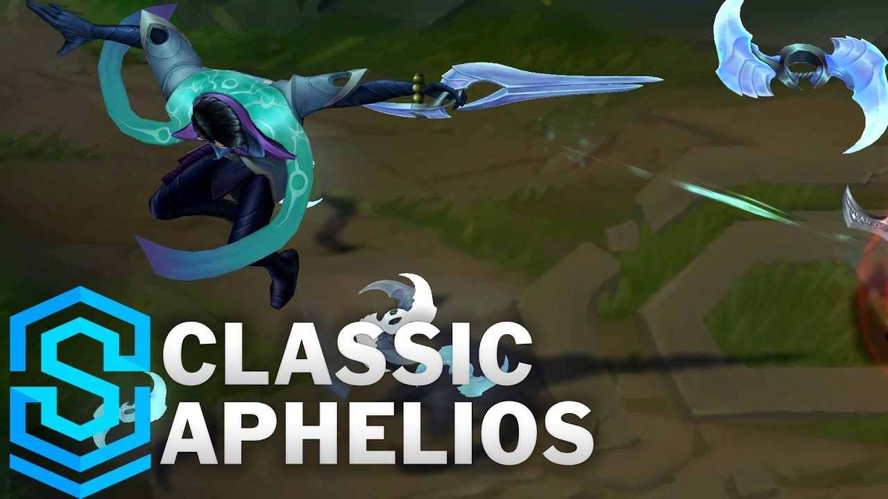 Surrender At 20 11 26 Pbe Update Aphelios Twelve New Skins