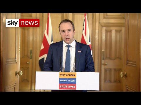 BREAKING: NHS needs 250,000 volunteers to help with coronavirus crisis