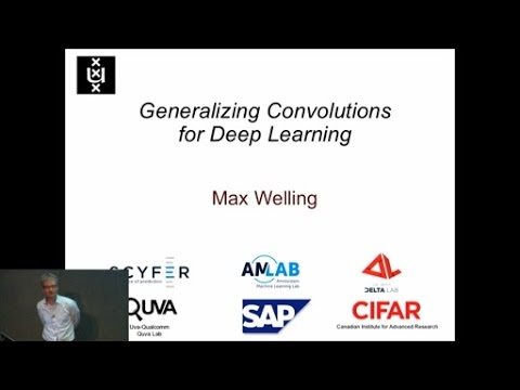 Generalizing Convolutions for Deep Learning