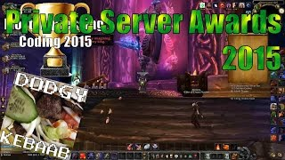 Private Server Awards 2015 - World Of Warcraft
