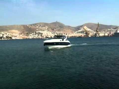 Blue Harbor Motor yacht