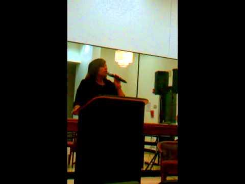 """Pastor Carla Morris: """"Lord Make Me Over Again"""", Pa..."""