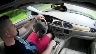 1999 Jaguar S-Type 3.0 V6 238HP * Jazda Próbna * Test Drive * Probefahre