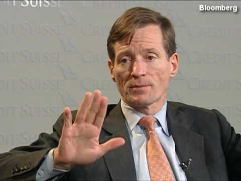 Credit Suisse's Dougan Sees Rising Private Bank Inflows