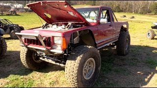 ONE OF THE NICEST JEEP COMANCHE EVER BUILT