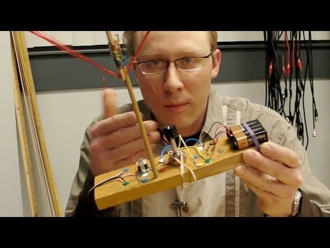 how to build an am radio transmitter