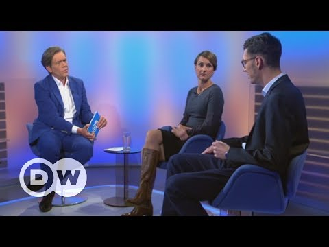 Nach der Wahl: Geteiltes Deutschland, geteiltes Europa? | DW Deutsch