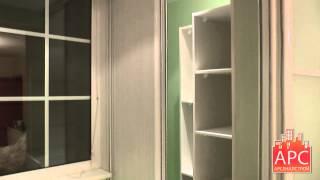 Гардеробная на лоджии П-44Т, совмещенная с комнатой(, 2015-03-29T08:53:28.000Z)