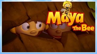 Maya the bee - Episode 40 - Queen of the solar eclipse