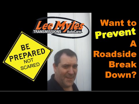 Car Ready for Winter? Lee Myles Auto Repair, Stroudsburg PA 2015