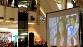 [FANCAM] JKT48 - HEAVY ROTATION [MUSIC VIDEO] & MAKING VIDEO @FX ATRIUM 14 JANUARI 2012