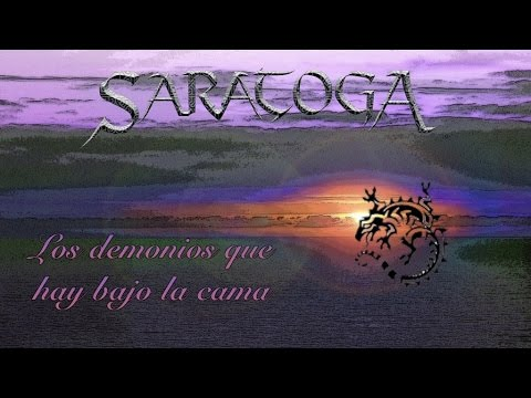 Saratoga - Si Amaneciera (Acústico Lyric Video)