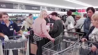 Gostyń. Otwarcie marketu Lidl po remoncie - 12 sierpnia 2016 - gostynska.pl