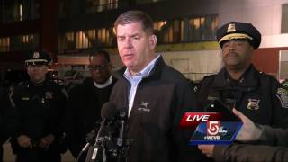Boy shot in Boston in stable condition