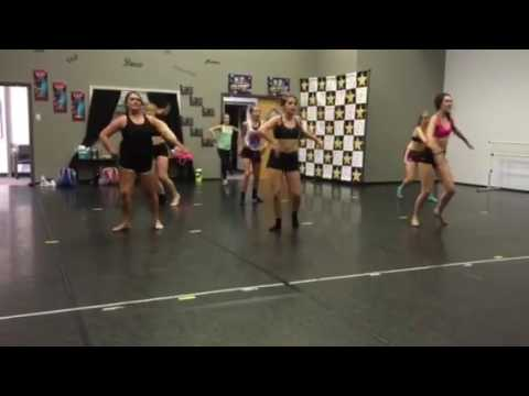 Master class at instep with Dorell