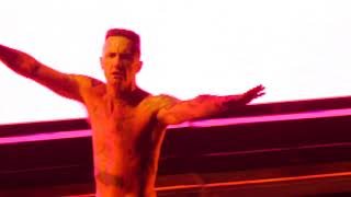 """Die Antwoord : """"""""Fat Faded Fuck Face"""" ,""""Baby's on Fire"""" , """"I Fink U Freeky"""" ,Brixton Academy 17-6-19"""