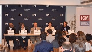 ICM Public Consultation: Armed Conflict, Mediation, Conciliation, and Peacekeeping