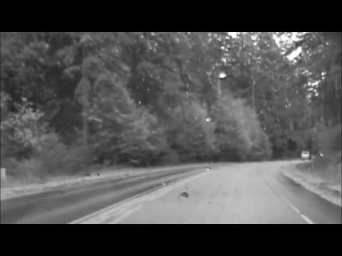 GHOST CALLER iPhone App Causes Ferrari F430 Crash - Super Freaky and Creepy - Scares You To Death