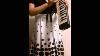 エスカレッタの楽しい♪鍵盤ハーモニカ~ Let's listen happily; is a ke...