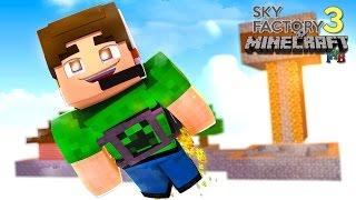Hora de VOAR !! Sky Factory 3 #16 - Minecraft 1.10.2 FTB MODpack