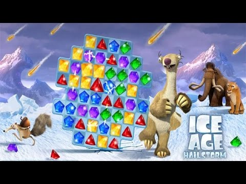 Ice Age: Hailstorm [Android/iOS] Gameplay (HD)
