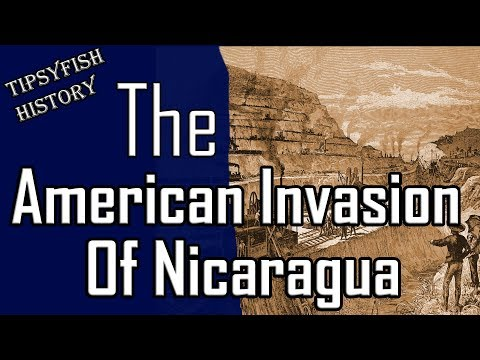 Banana Wars: The American Invasion Of Nicaragua