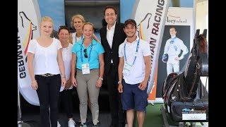 Isabell Werth im Interview mit German Racing
