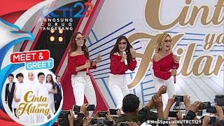 Meet & Greet Cinta Yang Hilang – Trio Macan 'edan Turun'  17 Agustus 2018