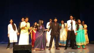 SONG BY INDIAN STUDENTS IN RUSSIA... VLADIVOSTOK IN FEFU