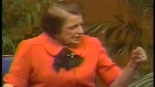 Ayn Rand Educates Phil Donahue on Free Market Economics