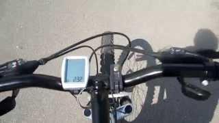 Велоспорт 40 км/ч.