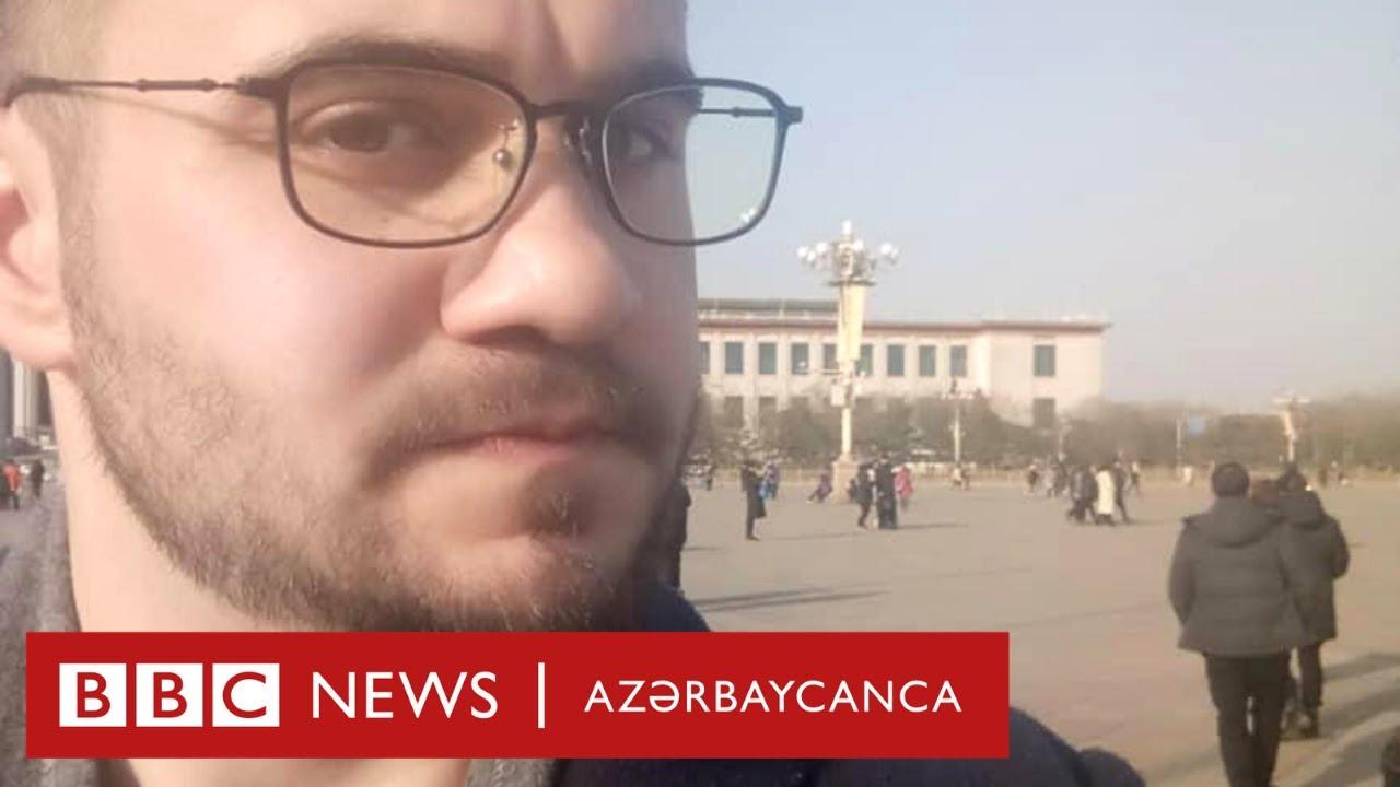 """""""13 gün mənə çölə çıxmağa icazə yoxdur..."""" - VİDEO"""