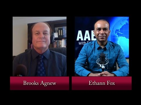 AAE tv | Hollow Earth | The Grand Genetic Division Of The Human Race | Dr. Brooks Agnew | 10.17.15